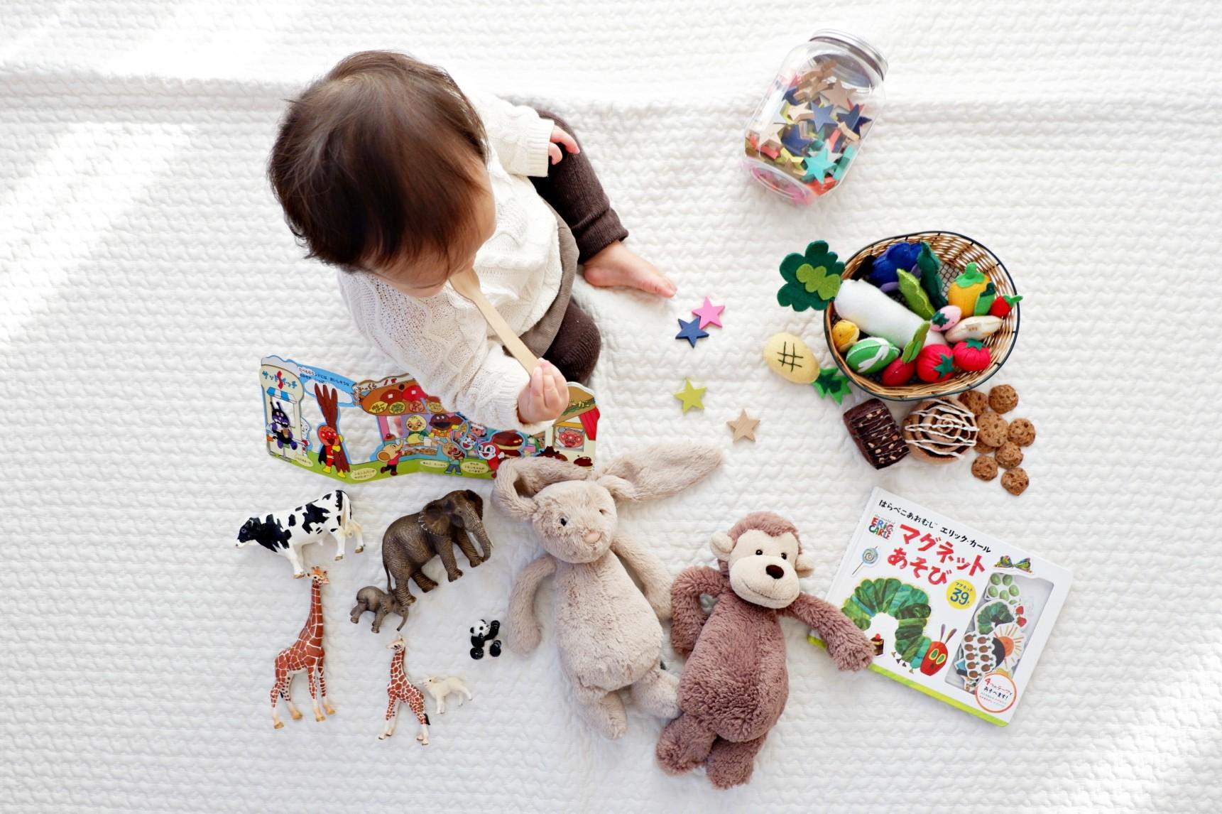 Comportamiento del niño de 2 años