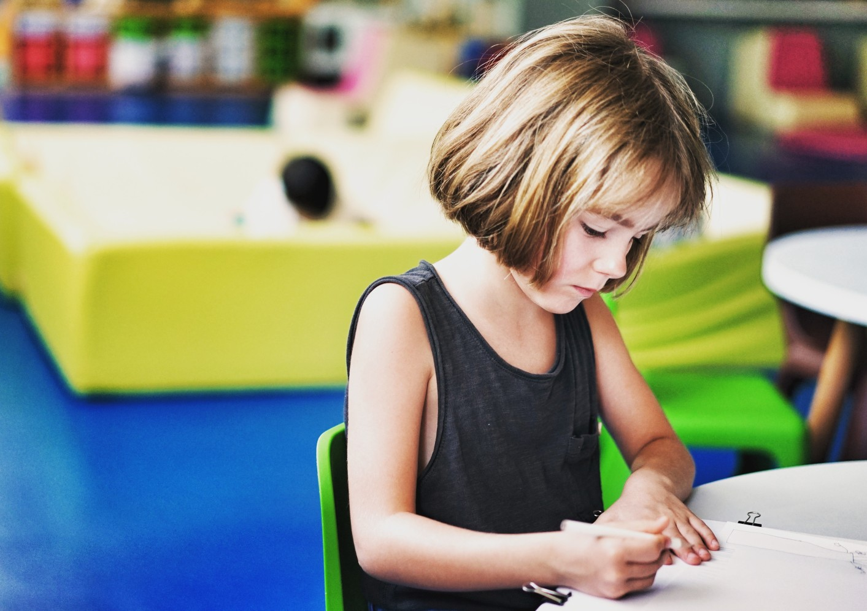 Comportamiento de los niños de 10 y 11 años