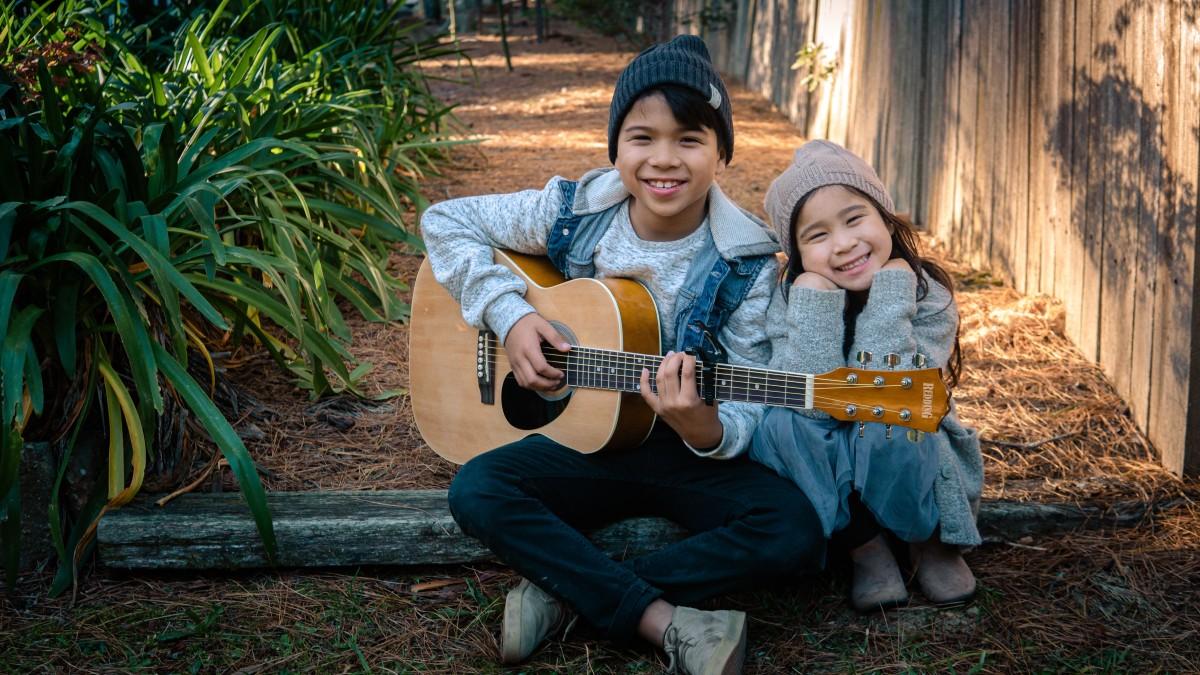 La importancia de la música en los niños